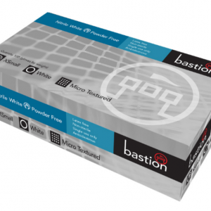 BASTION BLACK NITRILE P/F