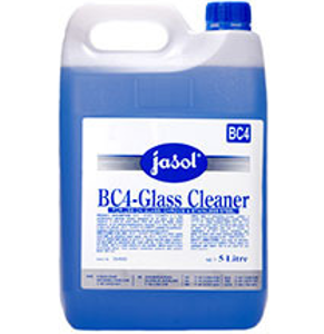 BC4 GLASS CLEANER 5LTR