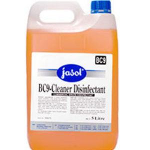BC9 CLEANER DISINFECTANT 5LTR