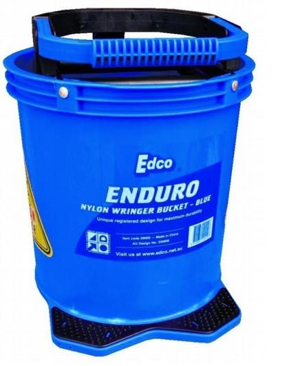 BUCKET MOP, ENDURO 16ltr BLUE