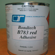 RED STYRENE SOLUTION - 4LITRE ( New Code No B783 )