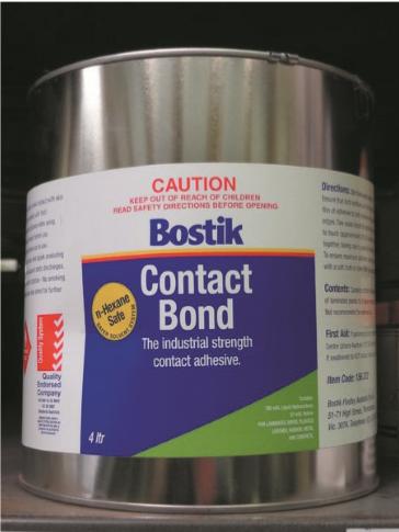 BOSTIK CONTACT 4L