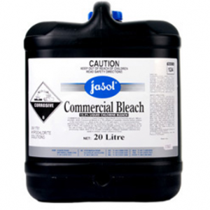 COMMERCIAL BLEACH 12.5%