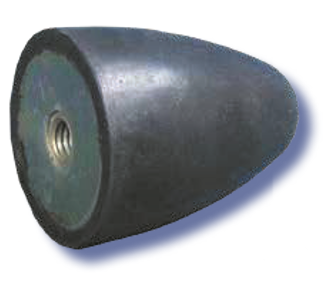 CONICAL BUFFERS 65MM X 51MM