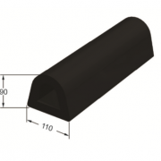 DOCKING RUBBER 4M LENGTH