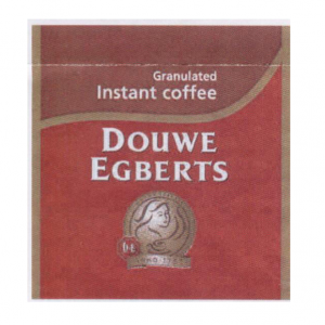 DOUWE EGBERT�_�_��S COFFEE ENVELOPE