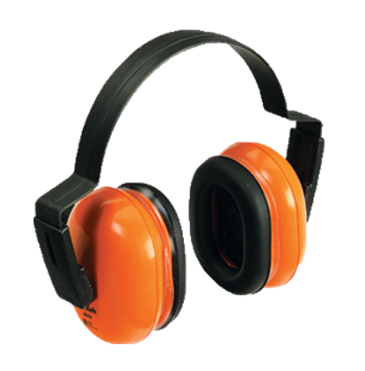 EARMUFF - UNISAFE ORANGE 29DB #RB44