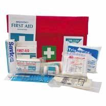 FIRST AID KIT - CLASS C - NYLON (1-9)