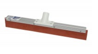 FLOOR SQUEEGEE RED RUBBER 45cm