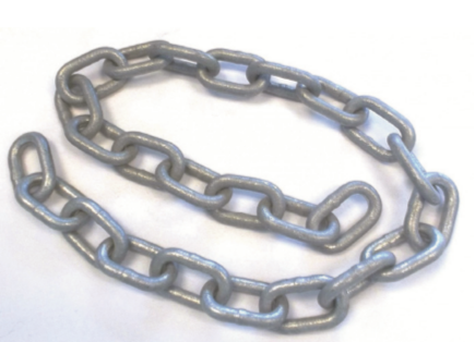 6MM H/D GALV CHAIN