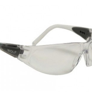 GLASSES SAFETY WOLF CLEAR SNN300