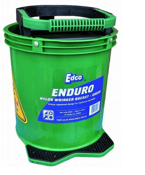 BUCKET MOP, ENDURO 16ltr GREEN