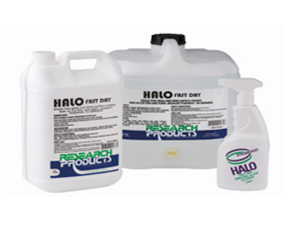 HALO FAST DRY 750ml WINDOW CLEANER