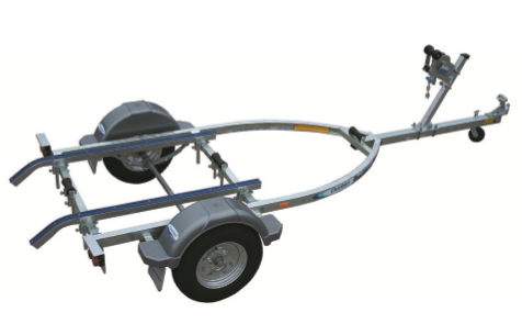 INFLATABLE BOAT TRAILER SPORTS 3.2 - 4.3M