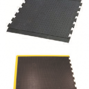 INTERLOCKING CHECKER PLATE MATS CENTRE