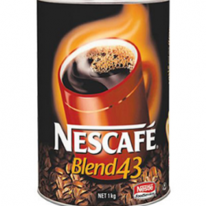 NESCAFE COFFEE 1KG TIN