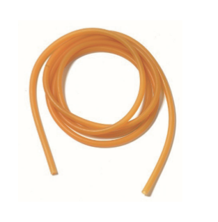 ORANGE SURGICAL TUBE 2 X 0.6MM