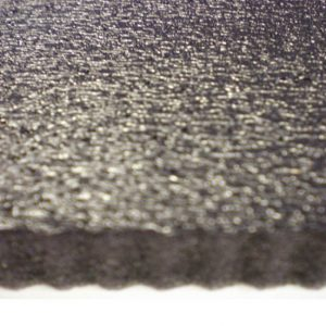 Acoustic Material - Film Faced - 12mm or 25mm Black