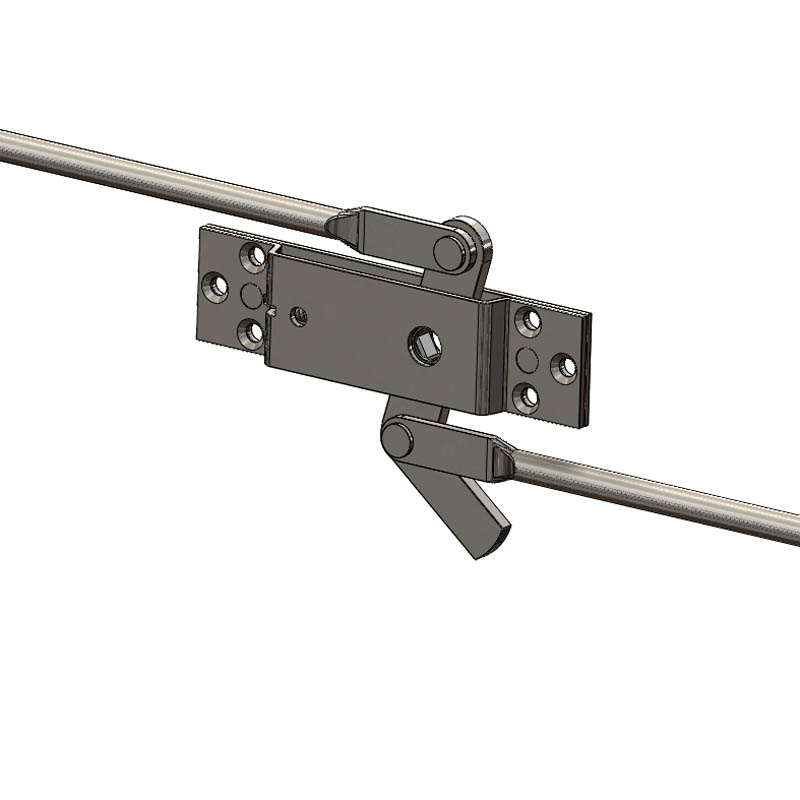 3 Way Rod Latch Complete - 2230mm