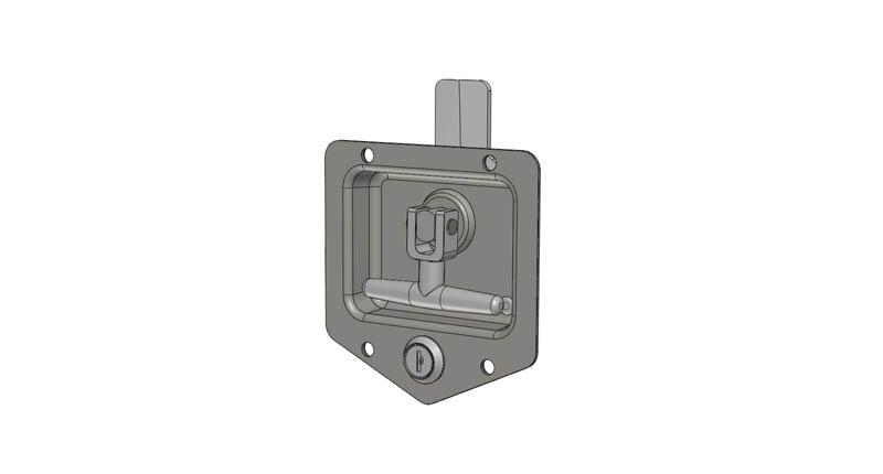 Drop T Lock 9/01501, 9/01503, 9/01513