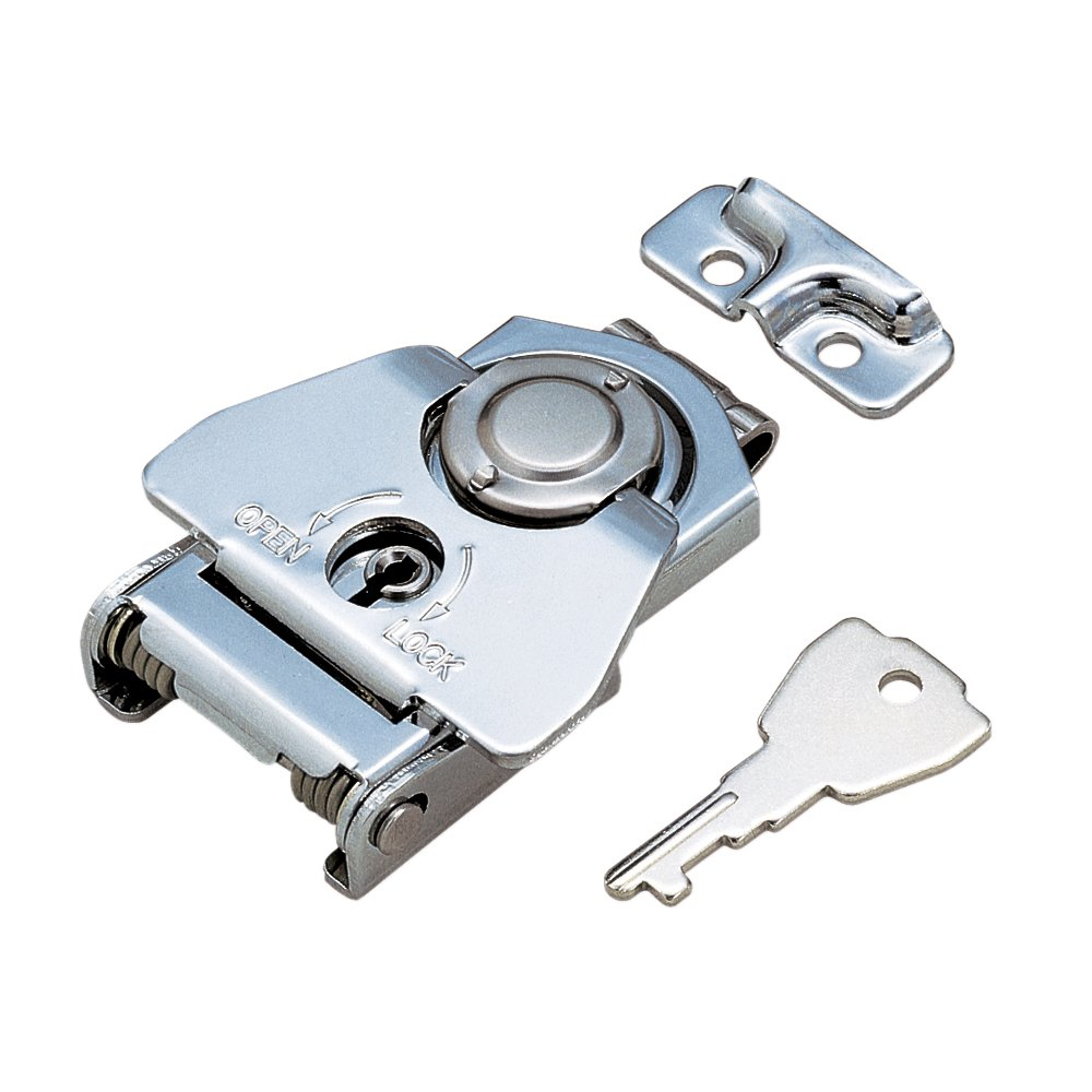 Draw Latch - Lockable - SS304