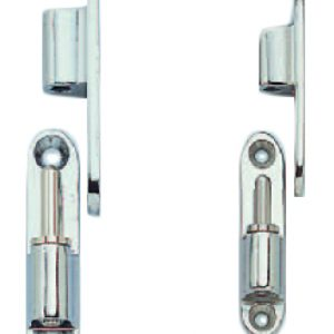 Lift Off Hinge - 80mm - Stainless Steel / Chrome plated