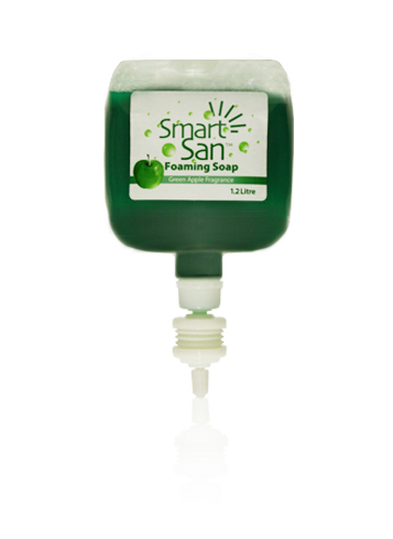 SMART-SAN FOAMING SOAP ANTIBACT 1.2L