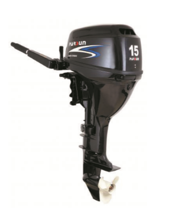 PARSUN OUTBOARD FOUR STROKE LONG SHAFT 15HP