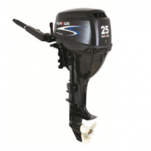 PARSUN OUTBOARD FOUR STROKE LONG SHAFT 25HP ELECTRIC START