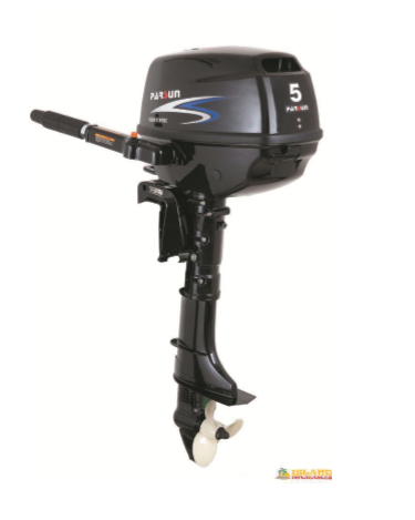 PARSUN OUTBOARD FOUR STROKE SHORT SHAFT 5HP
