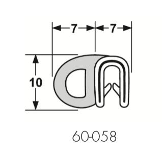 PINCHWELD- PVC/EPDM SPONGE