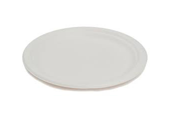 PL.PLATE OVAL WHITE 280MM X 215MM