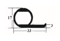 "RUBBER ""P"" SECTION"