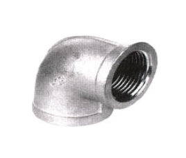 STAINLESS STEEL ELBOW FEMALE - FEMALE