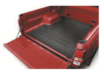 TRAY MAT FORD RANGER 2012 - DUAL CAB MOULDED